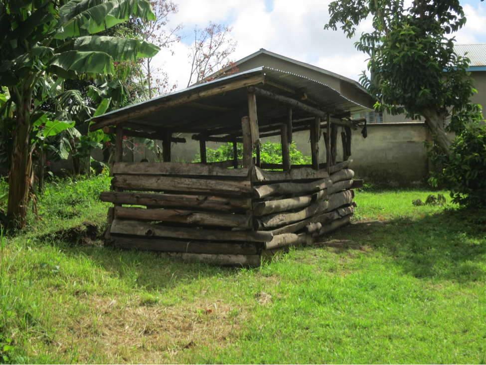 Tukuyu School of Nursing Piggery